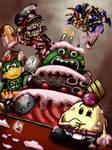 ZEE CAKE'S ALIVE by Nintendo-Nut1