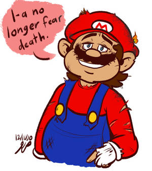 Hey Mario, how ya feelin'?