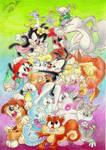 Animaniacs Pile