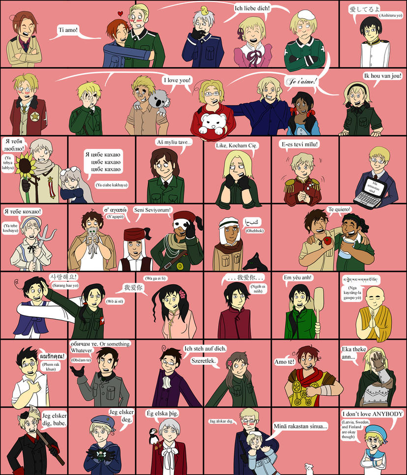 APH - 34 Ways for 45 Countries by TaliaKarn