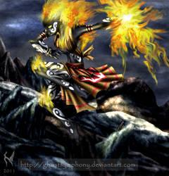 Ashling, Symphony of Fire by Ghostsymphony