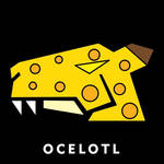 Aztec zodiac ocelotl