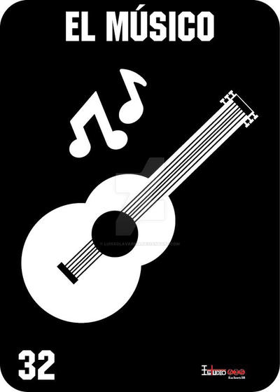 El Musico by LuisxOlavarria