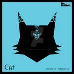 Celtic Zodiac Cat