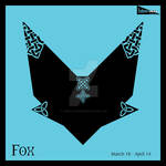 Celtic Zodiac Fox