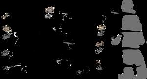 Notosuchus terrestris by lythronax-argestes