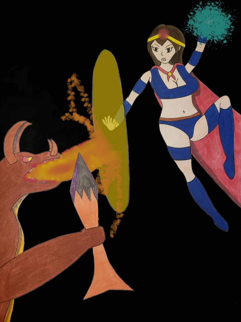 Olesia Versus Daemon