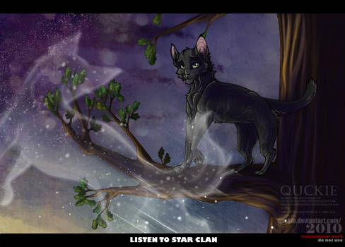listen to star clan, kitty