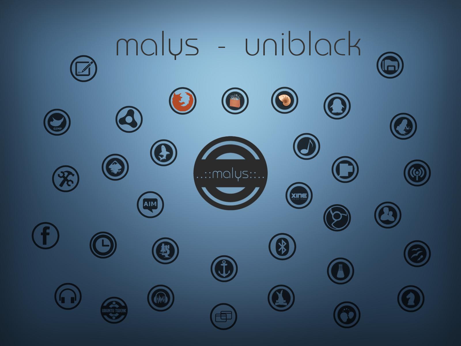 malys - uniblack update 11.09.2012