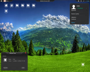 preview2 malys - deda GTK2,GTK3 + GS theme + Icons by malysss