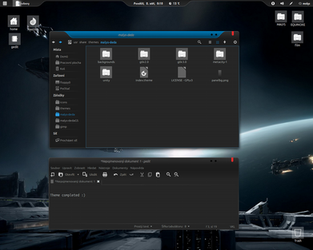preview5 malys - deda GTK2,GTK3 + GS theme + Icons by malysss