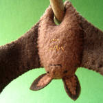 Ophelia the Bat