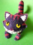 Cheshire Cat the Tiny by jefita