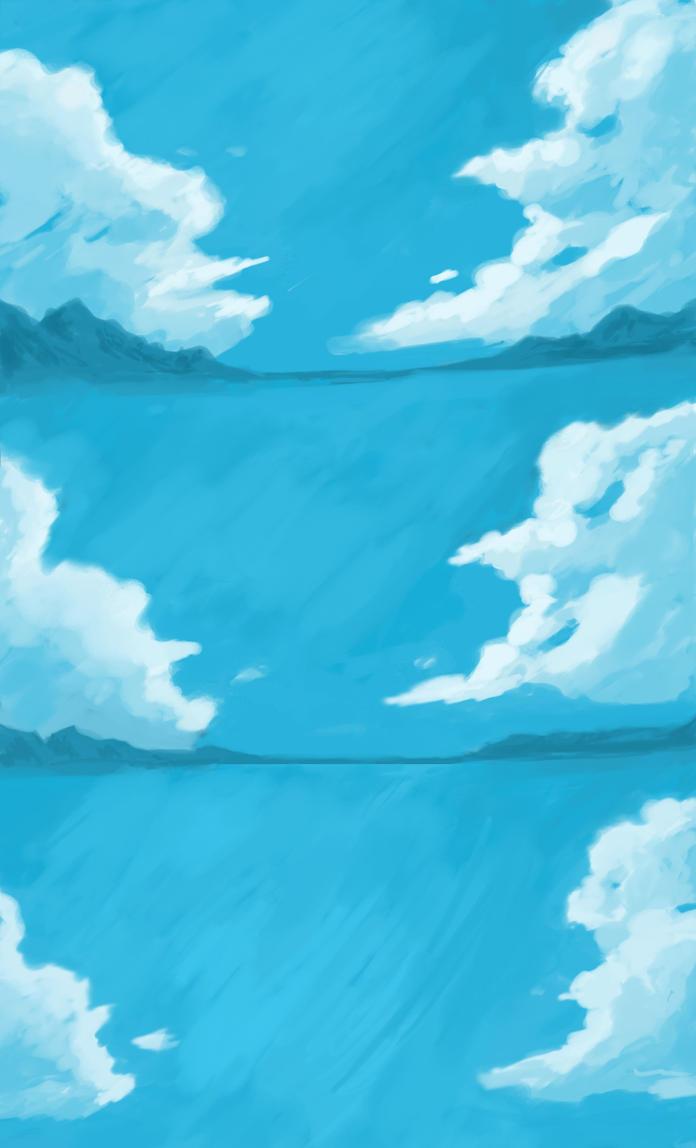 Eternal Daydreamer clouds by princetLepur