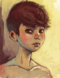Freckles by princetLepur