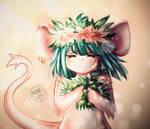 Botanist mouse