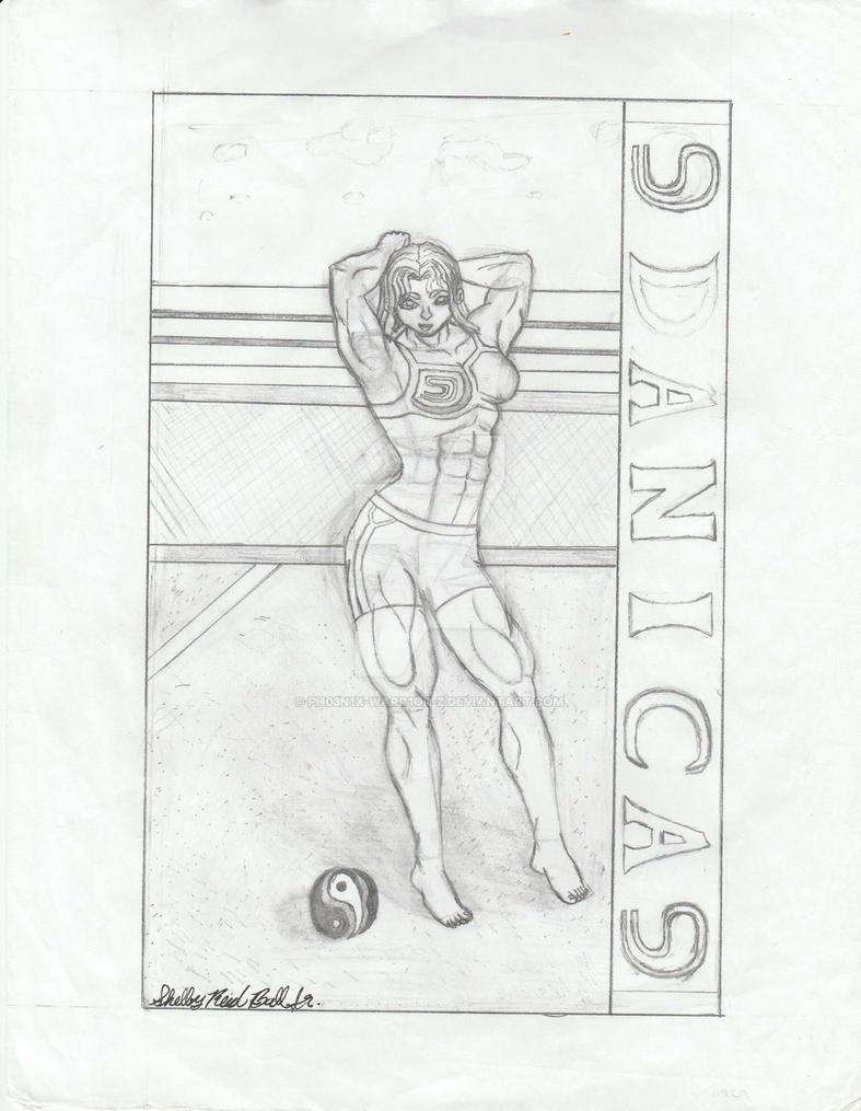 Voluptuous Volleyballer by Ph03n1x-Warr1or-Z