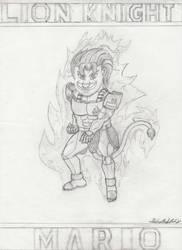 Lion Knight Mario