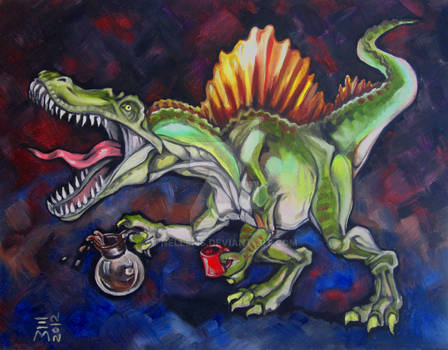 Caffeinosaurus
