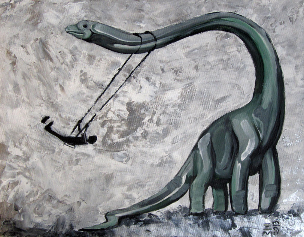 Dino Swing by ellemrcs