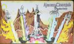 Custom Playmat: MTG AjemanCinnajob 5 Sword Request