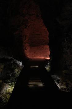 Path in the dark
