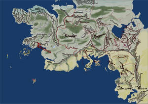 RPG map Work in progress