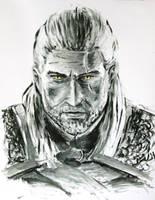 Silver Wolf by Kiriwana