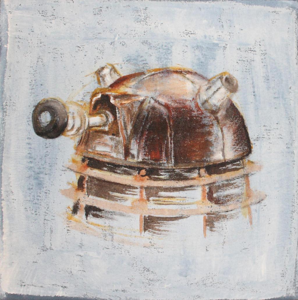 Dalek by Kiriwana