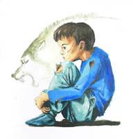 Little Remus by Kiriwana