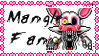 Mangle Fan by crescent-moon123