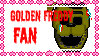 Golden Freddy Fan by crescent-moon123