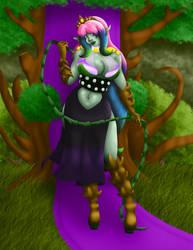 Fan Art - Queen Althea [MSF High] (Comic Colors) by immadametal