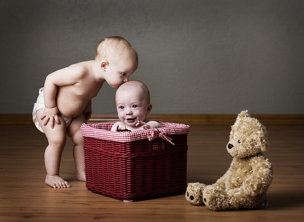 Kiss, Kids and Teddy