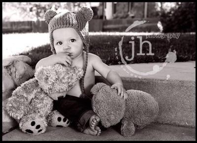 Sweet teddy bears
