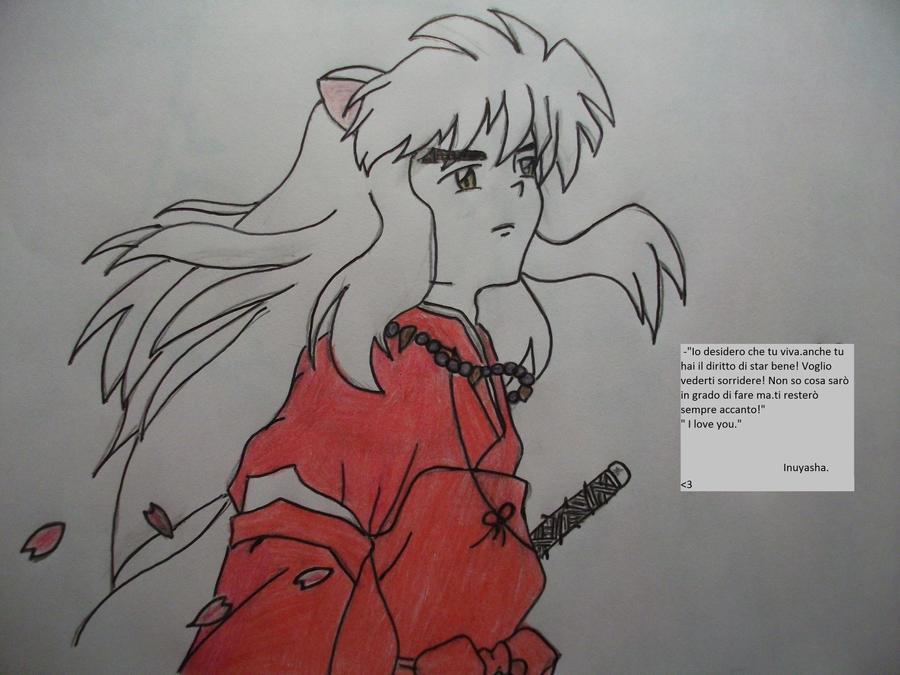 Inuyasha by HinaNekosama