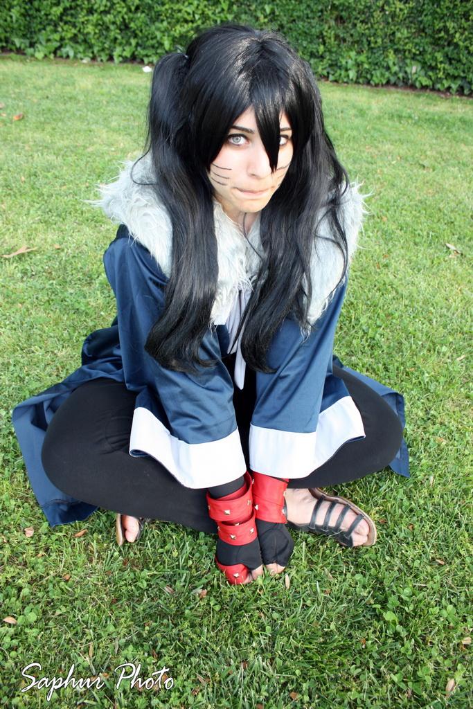 Fem!Menma from Naruto Road to Ninja by HinaNekosama