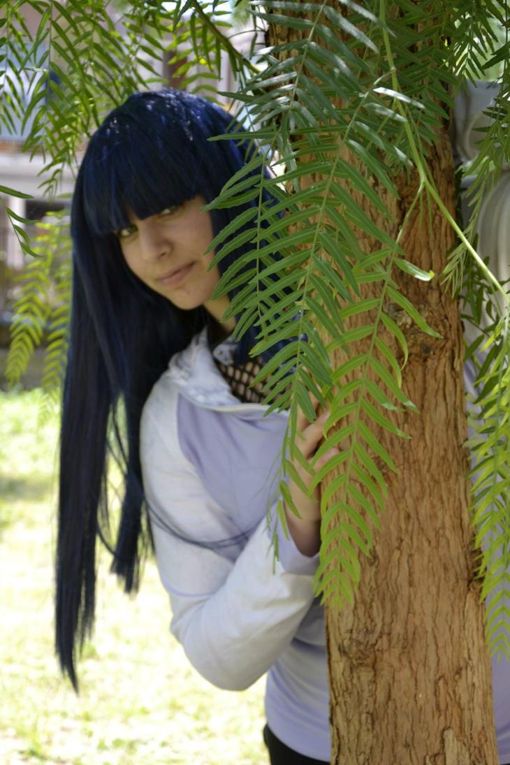 I'll stay forever by your side, Naruto - Hinata by HinaNekosama