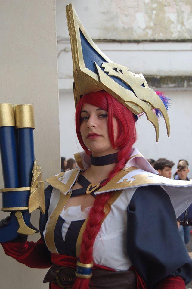 Captain Fortune - League of Legends by HinaNekosama