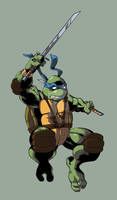 Leonardo again