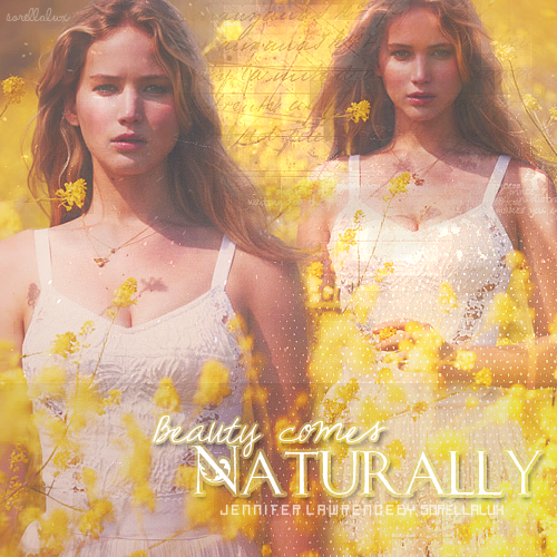 Jennifer Lawrence Blend by SorellaLux