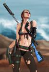 Quiet, Metal Gear Solid V