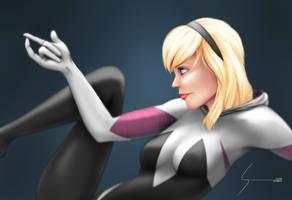 Spider Gwen, Marvel