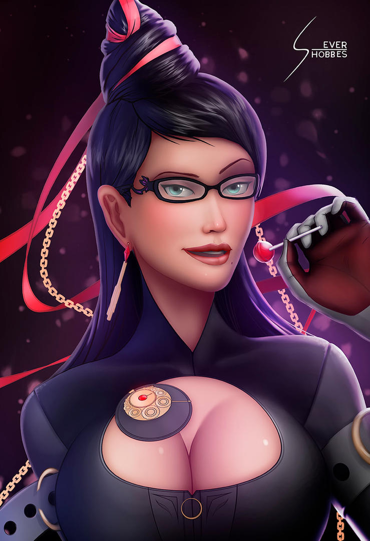 Bayonetta by EverHobbes