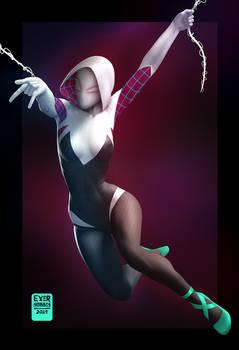 Spider Gwen, Gwen Stacy