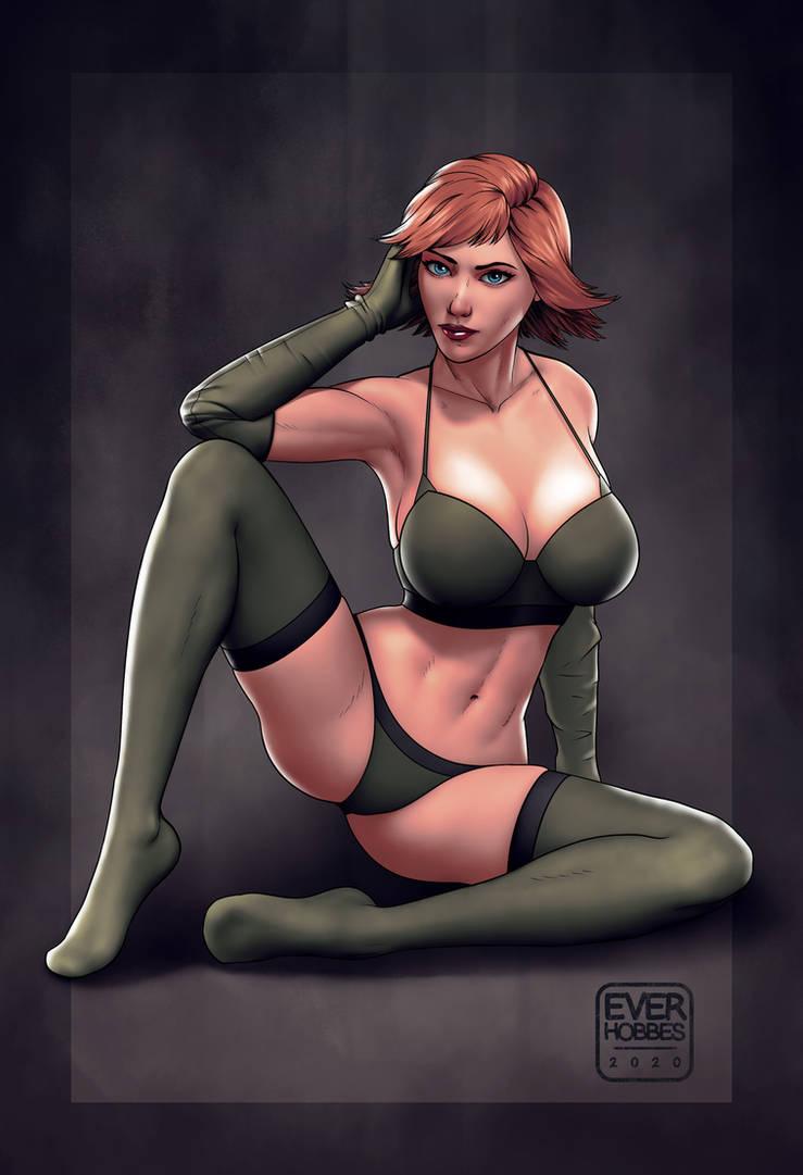Meryl Silverburgh, Metal Gear Solid, Alt Version