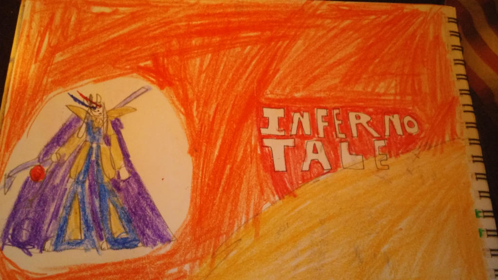 Infernotale ref: Toriel by nobody5679