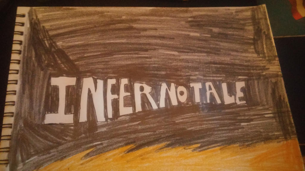Infernotale Logo by nobody5679