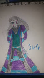 Sinth redesign by nobody5679