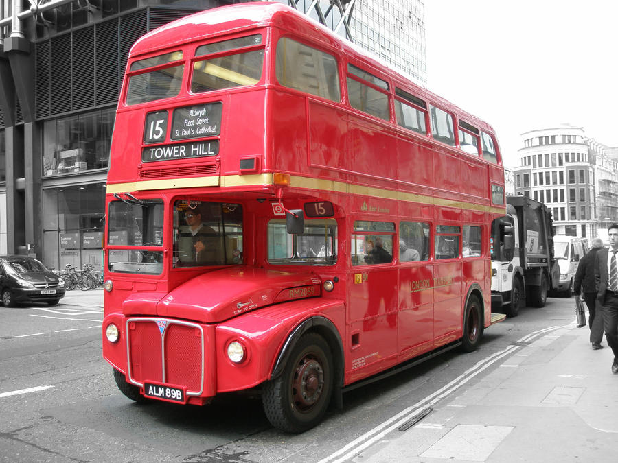 Big Red Bus Tour London